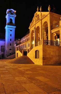 Faculdade de Direito - FDUC, Universidade de Coimbra, Coimbra, Portugal