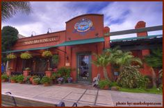 Coronado Brewing Company -- Relatively kid-friendly microbrewery restaurant on Coronado Island.