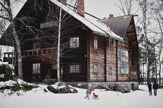 FINLAND – Halosenniemi
