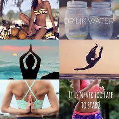 Workout yoga inspiration
