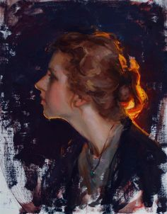 Portrait - Mike Malm-Carly Backlit-2007