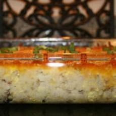 Southern Grits Casserole - an ingredient in the casserole is sausage. AWESOME. Can't wait to try. Grits Casserole, Breakfast Casserole, Casserole Recipes, Sausage Casserole, What's For Breakfast, Breakfast Dishes, Breakfast Recipes, Grits Breakfast, School Breakfast