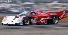 Porsche 962 #102 Bob Akin Motor Racing (USA) Daytona 24 Hours 1985