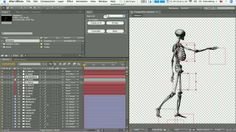 DuIK Tools - Inverse Kinematics for After Effects! by FAMOS. Welcome DuIK Tool's very first English language tutorial!