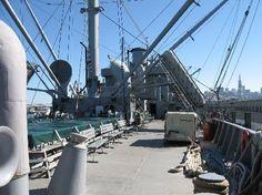 SS Jeremiah O'Brien Pier 45, Fisherman's Wharf, San Francisco, CA 94133 (The Embarcadero)