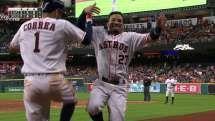 MLB Videos (7/23/2016): Carlos Javier Correa's (Houston Astros) 15th HR (Solo HR) of 2016 Season (37th MLB Career HR) @ Minute Maid Park, Houston Astros.