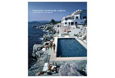 Guests by the pool at the Hotel du Cap Eden-Roc, Antibes, France, August (Photo by Slim Aarons/Hulton Archive/Getty Images) Slim Aarons, Mini Vacation, California Cool, Antibes, Coffee Table Books, Hollywood Glamour, One Kings Lane, Home Gifts, Service Design
