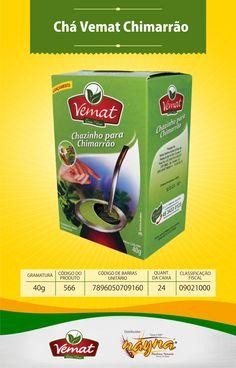 Chá Vemat Chimarrão 40gr