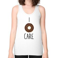 Donut Care Tank - Women $39.99 CAD