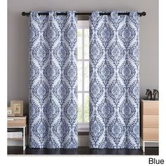 VCNY London Blackout Curtain Panel Pair | Overstock.com Shopping - The Best Deals on Curtains