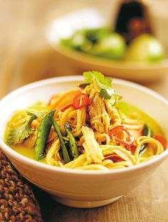 Try our easy to follow jamie's asian chicken noodle broth recipe. Absolutely delicious with the best ingredients from Woolworths.