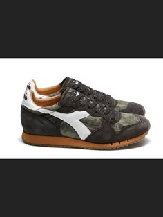 Diadora camuflatge Shoes Sneakers 4d6401b4069