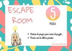 La mademoiselle du FLE: Ciencias Sociales: Escape Room Escape Room, Cooperative Learning, Home Schooling, Montessori, Preschool, Classroom, Science, Games, Socialism