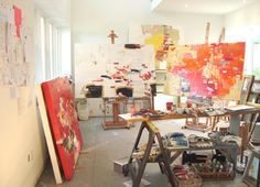 Lisa Lala's Studio