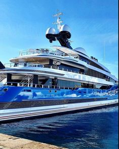 MegaYacht - Party coming soon! Sailboat Yacht, Yacht Boat, Marine Photography, Grand Luxe, Luxury Private Jets, Yacht Cruises, Speed Boats, Motor Boats, Travel And Leisure