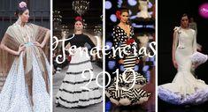 Tendencias para la Feria de Abril 2019. Polka Dot Fabric, Crisp White Shirt, Urban Street Fashion, Chiffon, Skirts