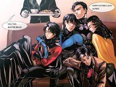Bat-family :p