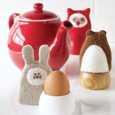 Felt Egg Cozies