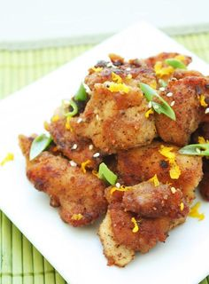 Low carb gluten free: Sticky Orange Chicken:  Use almond flour for the chicken coating. Use fresh squeezed orange juice and a low carb thickener for the sauce. For sake use water. Use a cheap or weak tasting orange marmalade with more water than orange flavoring. You can add more if you want. @ http://myrecipemagic.com/recipe/recipedetail/orange-chicken-recipe-with-secret-sauce #orangechicken #chicken