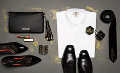 New Year's Eve - styling for GaleriaMarek.pl