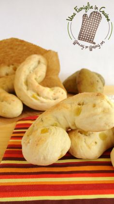 Filoncini di patate