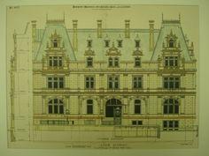 Astor Mansion At 65th Street