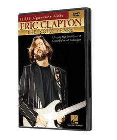 Eric Clapton: The Solo Years