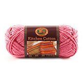Ravelry: Lion Brand Kitchen Cotton (New)