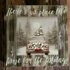 Excited to share the latest addition to my #etsy shop: Handmade Christmas Sign, Wooden Christmas Sign, Vintage Red Truck Christmas Sign, Christmas Tree Truck Sign, Vintage Red Truck with Tree #homedecor #christmas #redchristmastruck #christmasdecorations #christmastreetruck http://etsy.me/2jxgfbm
