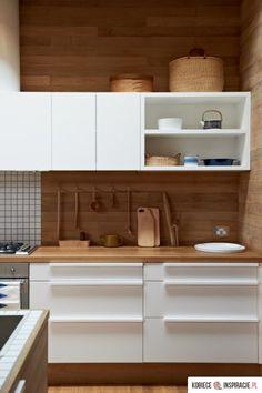 Kuchnia w panelach