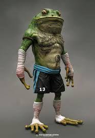 Resultado de imagen para 3d frog character