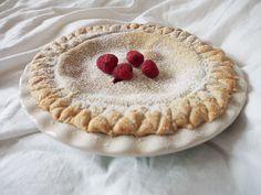 BACKVERGNÜGEN #24 – Himbeer-Pie