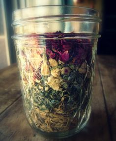 Natural Aphrodisiacs :: How to Make an Herbal Love + Passion Potion