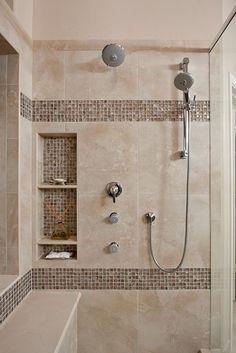 Bathroom Shower Tile Ideas Traditional