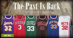 NBA Basketball T-Shirts, Jerseys, Hats- Modells.com