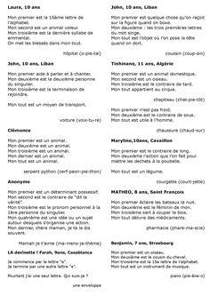 Quizz Drole Avec Reponse A Imprimer : quizz, drole, reponse, imprimer, Idées, Devinette, Devinettes,, Enfant