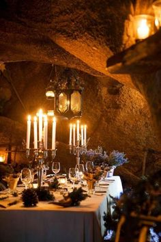Creative venue.....would love to be able to dine like this