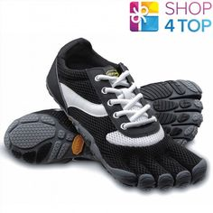 newest collection 05666 74525 Mens Vibram Five Fingers Speed Shoes Black Red