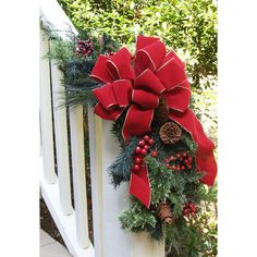 Found it at Wayfair - Holiday Pine and Berry Garland