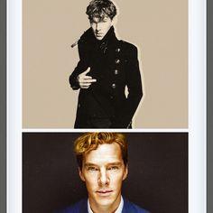 Benedict Cumberbatch. My 3 patch problem