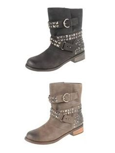 Love studded boots for fall!