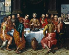 Christs Last Supper - Google Search