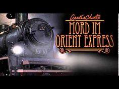 Agatha Christie   Mord im Orientexpress Hörbuch Komplett Agatha Christie, Orient Express, Neon Signs, Youtube, Movie Posters, Movies, Books, Livros, Films