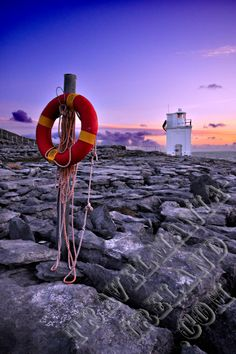 Black Head Lighthouse, Co.Clare
