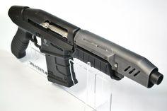 Cyberpunk - shotgun Buffalo Tactical www.Buffalofirearms.com https://www.facebook.com/Buffalofirearms