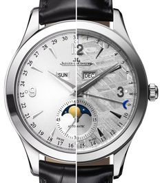 Jaeger-LeCoultre Master Calendar Meteorite Dial Watch To Debut At SIHH 2015