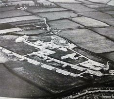 Cherry Orchard Hospital November 1953 Ireland Pictures, Dublin Airport, Old Hospital, Historical Photos, Old Photos, November, Cherry, Times