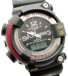 d23348830f3 Product Description For Casio G Shock Frogman Titanium Analog Digital Casio  Frogman