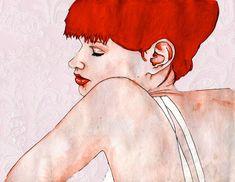 Not a Self Portrait by Phoebe Kirk To Boast, Disney Characters, Fictional Characters, Aurora Sleeping Beauty, Portrait, Disney Princess, Illustration, Art, Art Background