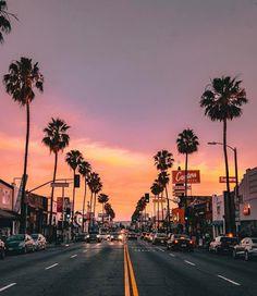 Fairfax district. Los Angeles. ❤